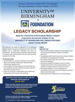 JN Legacy Scholarship button