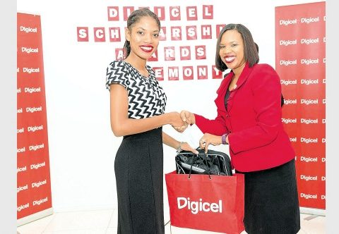 Digicel Awards Girls in ICT