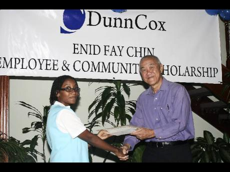 Dunncox law scholarship