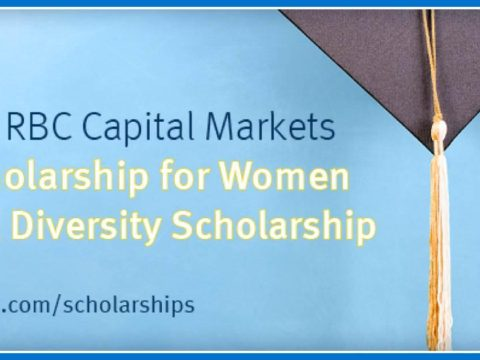 RBC Capital Market Scholarships