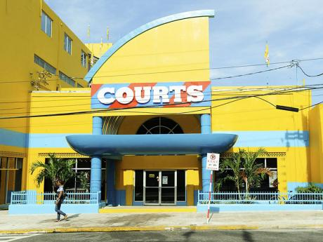 Courts Jamaica