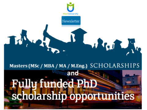 international PhD scholarships