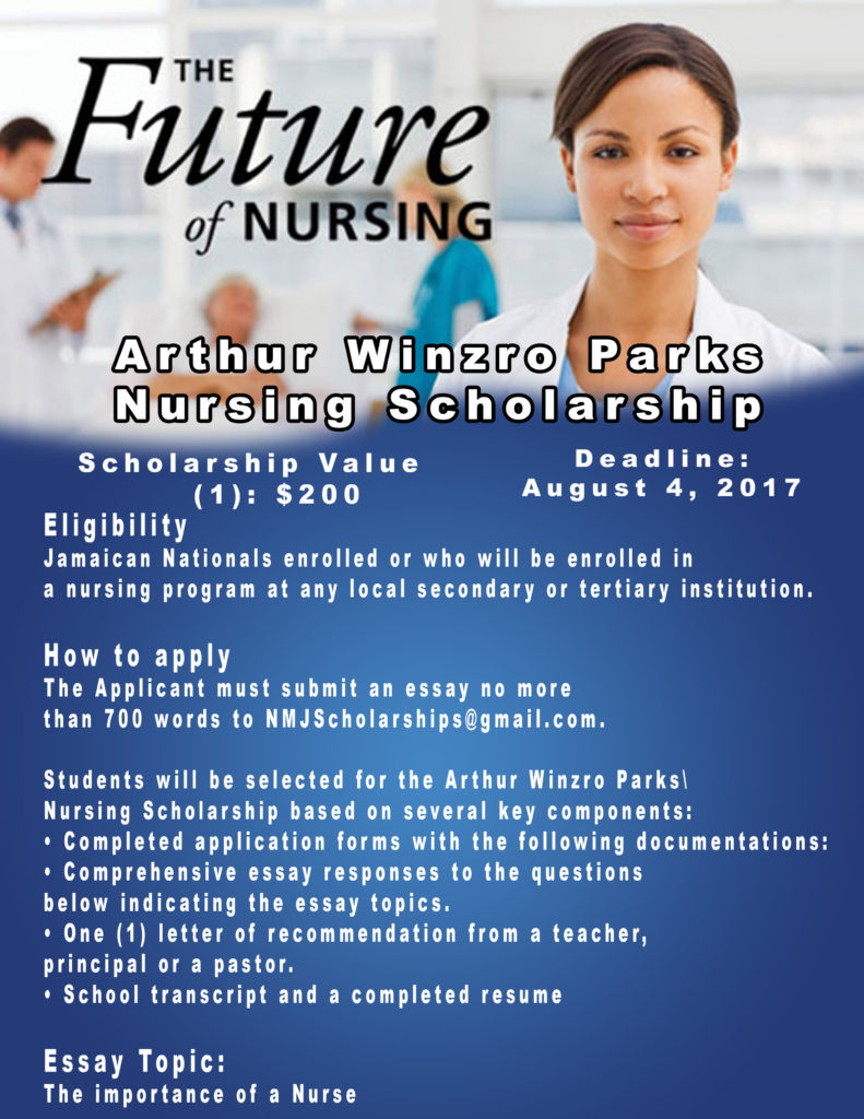 scholarship essay for nursing school A nursing essay is one of the documents that you need to present in order to be admitted to a nursing school it is often considered the most important part of the admission process since this essay is meant to demonstrate your good command of the given field of knowledge, as well as your ability to apply this knowledge in your daily practice.