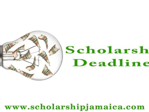 Scholarship Application Deadlines