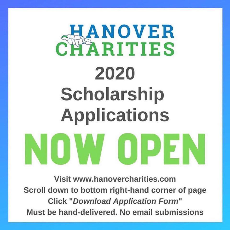 Hanover Charities Scholarship