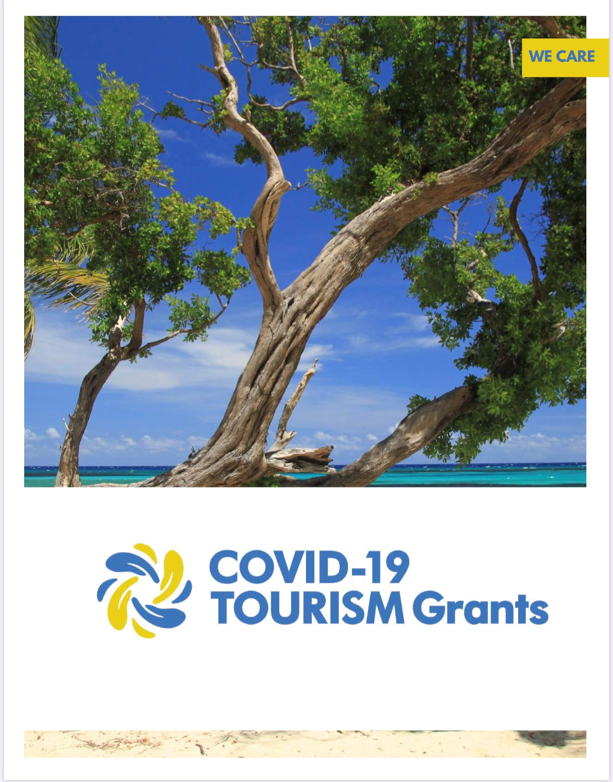 Tourism Grant via CARE Programme