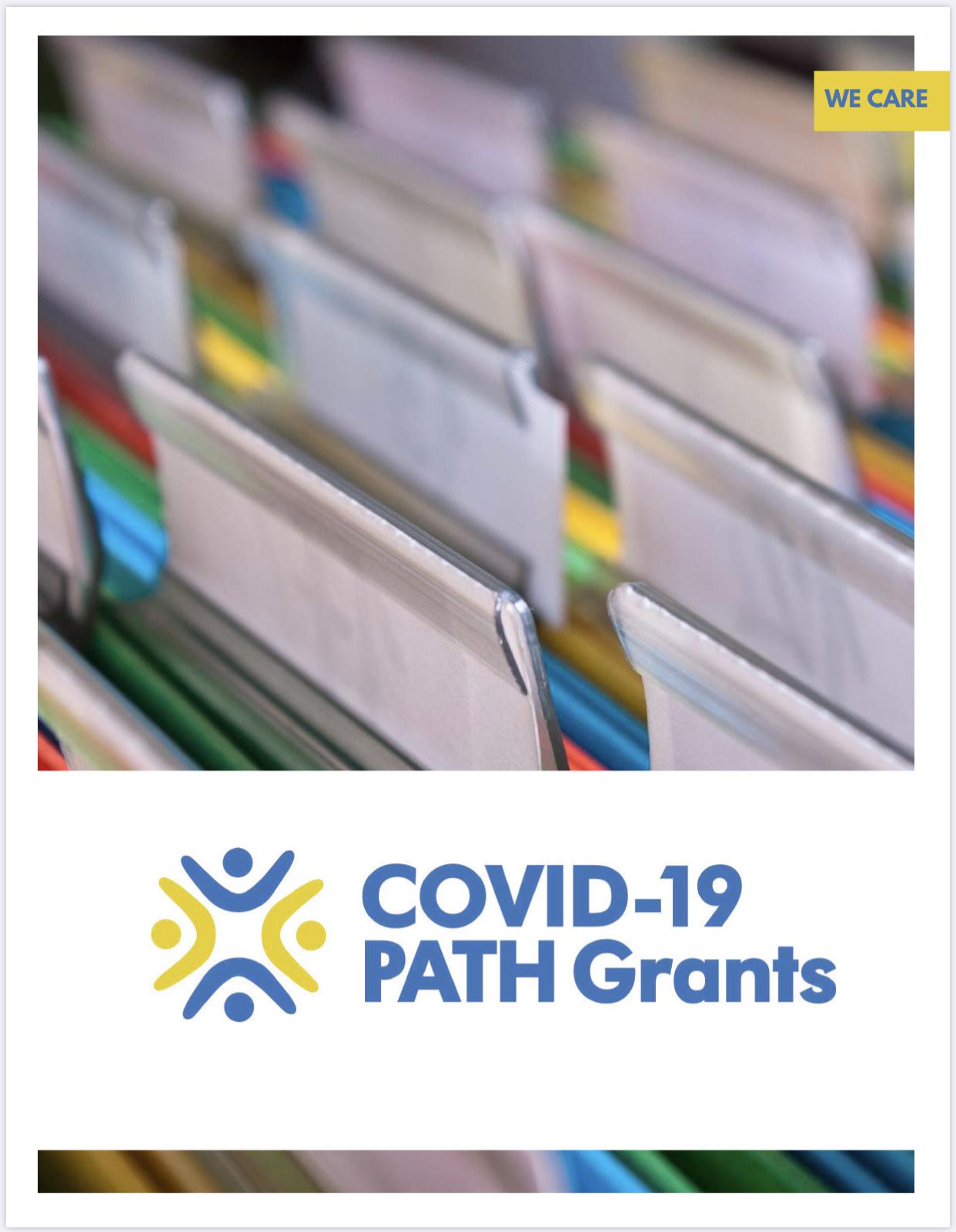 PATH Grant COVID-19