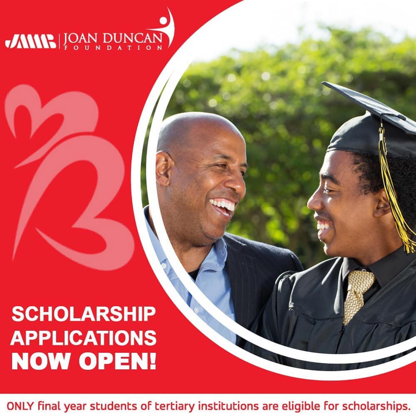 JMMB Foundation Scholarships