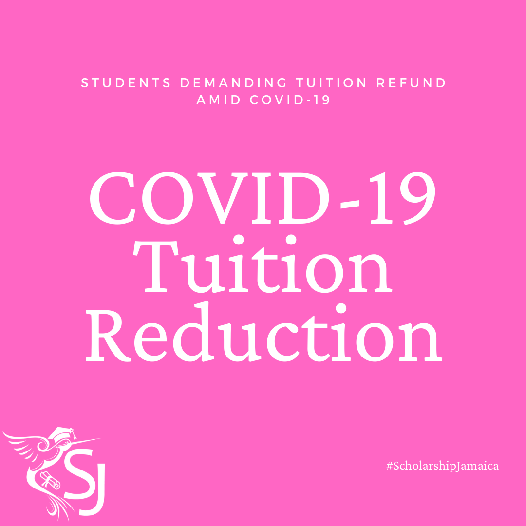 Coronavirus Tuition Refund