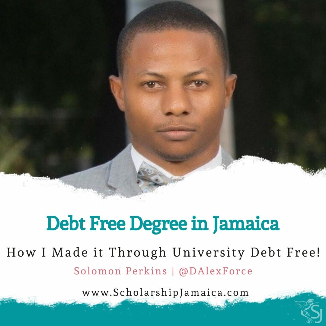 Read how Solomon Perkins completed his Software Engineering degree in Jamaica without a student loan. Yes, he did it! Get insights and how you can complete your studies student loan FREE!