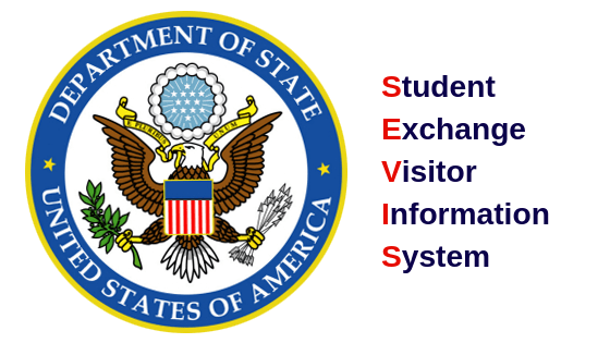 The Student and Exchange Visitor Program (SEVIS) is a program within ICE, which is under the U.S. DHS, to manage foreign students and exchange visitors in the United States through the Student and Exchange Visitor Information System.