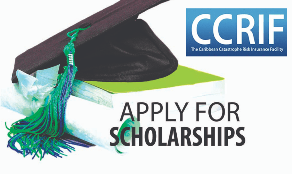 Apply for the CCRIF Masters Scholarships valued up to US$150,000 to support Caribbean students pursuing Masters level degree programmes