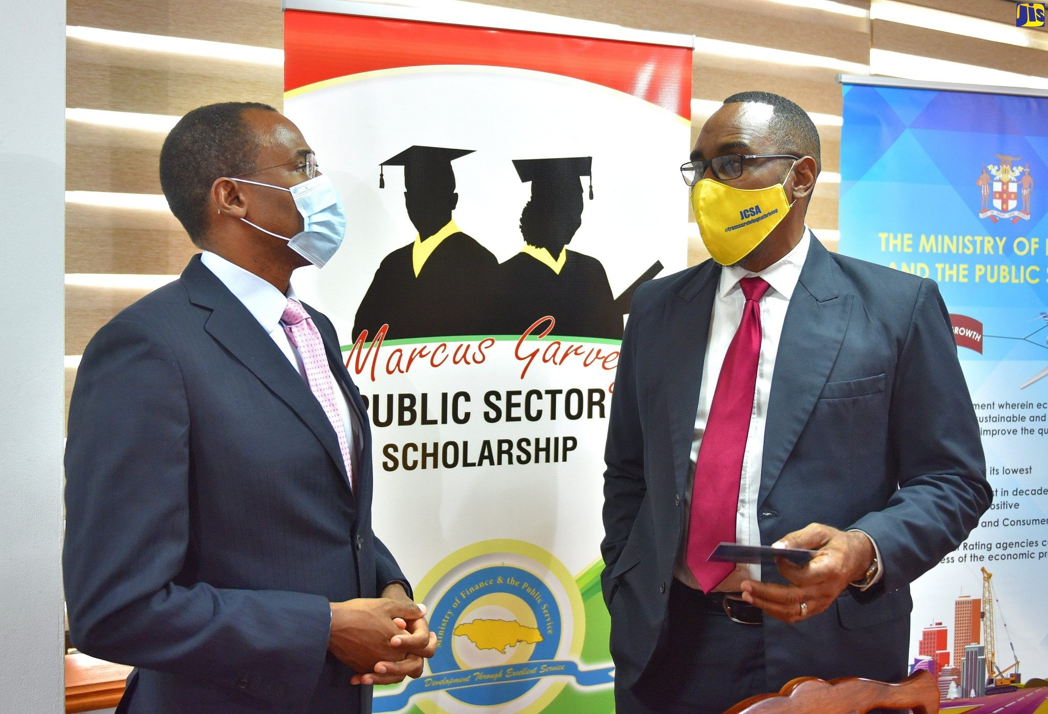 Over the next five (5) years, the Government of Jamaica will be providing 150 postgraduate scholarships for civil servants, valued more than $1 billion, as part of the human capital development thrust within the public service.