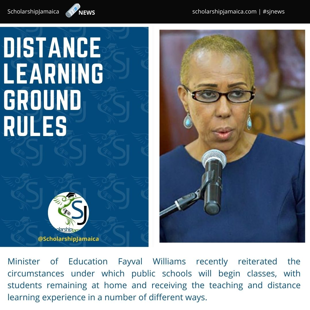 Fayval Williams Distance Learning Guide