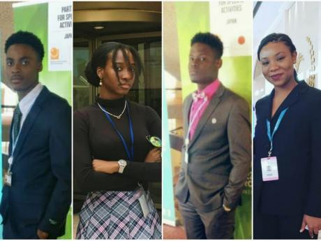 A four-member UTech team has made it through to the finals of the 2020 IBM Developer Call for Code Global Challenge, University Edition.