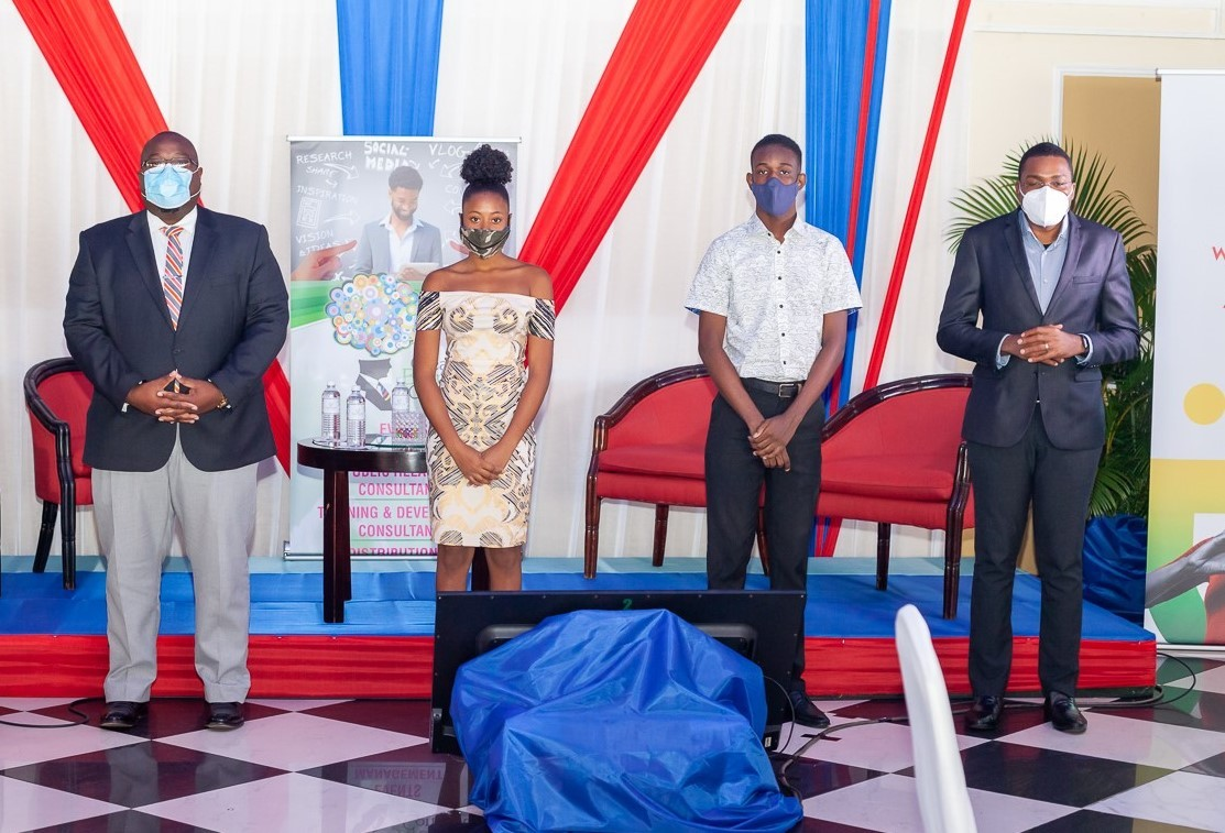 Pembroke Hall High School students have been selected as Jamaica's inaugural recipients of the Creative Brands and Concepts-sponsored John Maxwell Youth Leadership Scholarship.