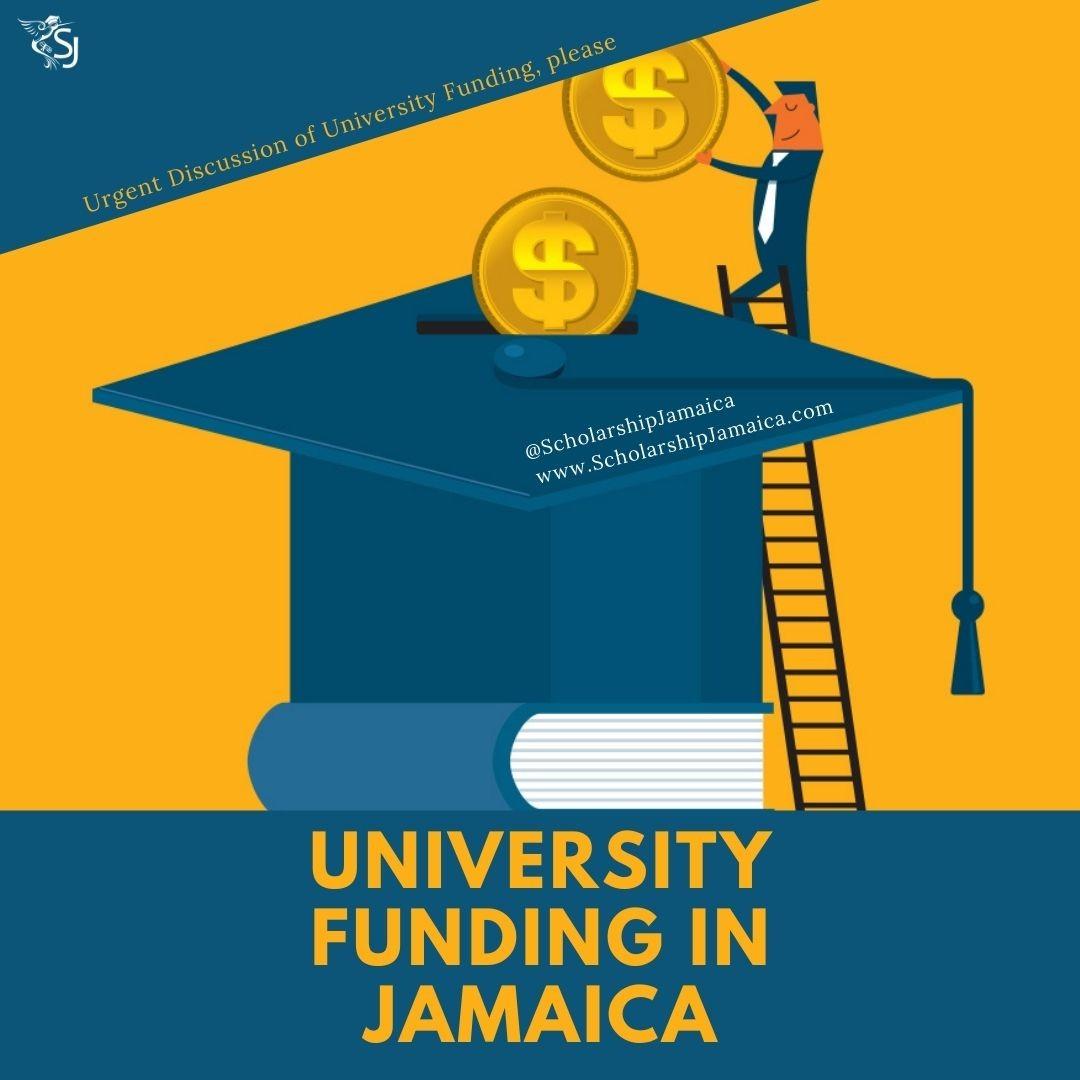 Urgent discussion of university funding in Jamaica