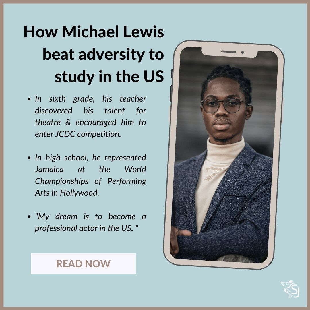 Michael Lewis Study abroad at College of Albemarle