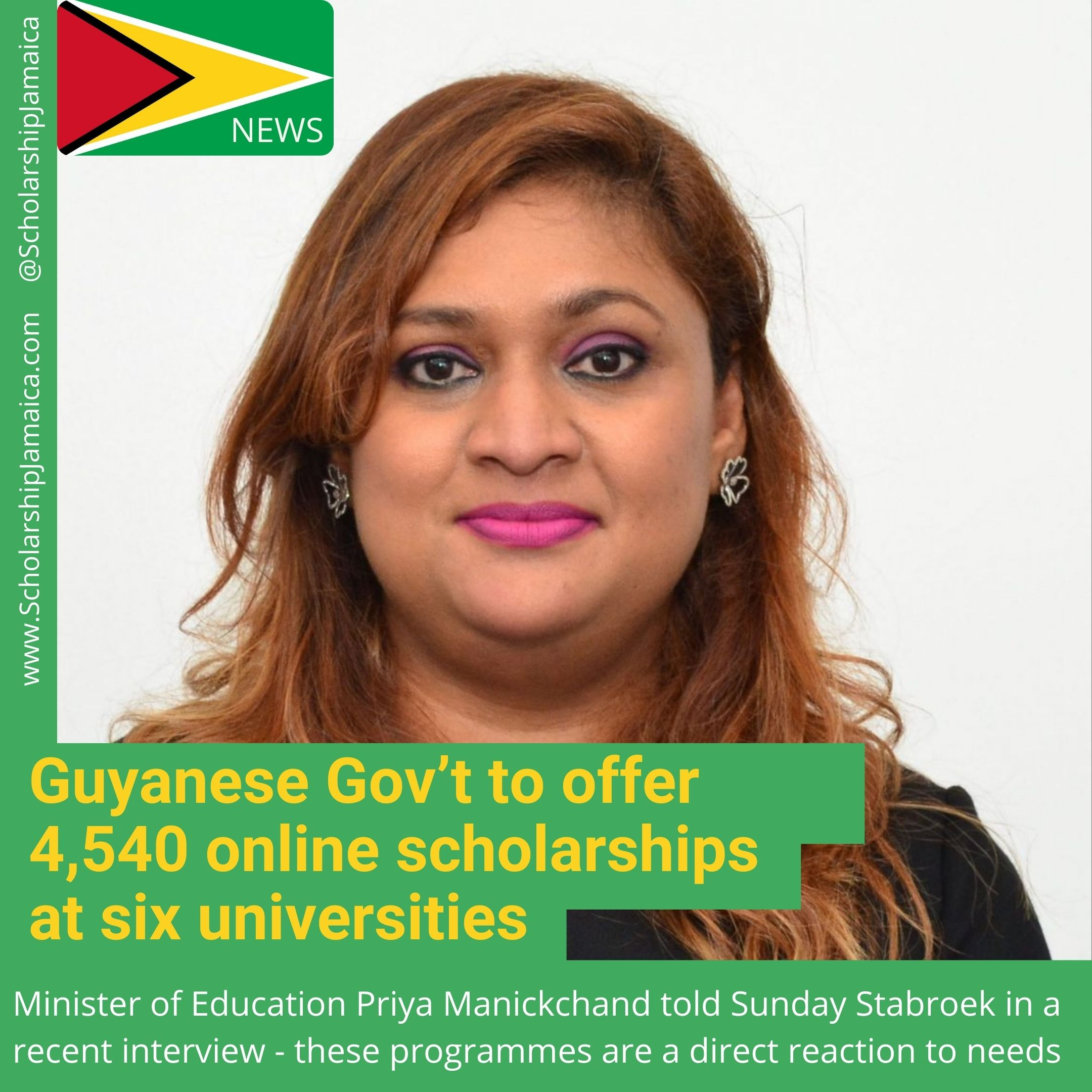 Guyanese students will soon access online tertiary programs from six universities when the Ministry of Education launches the National Open Learning Institute.